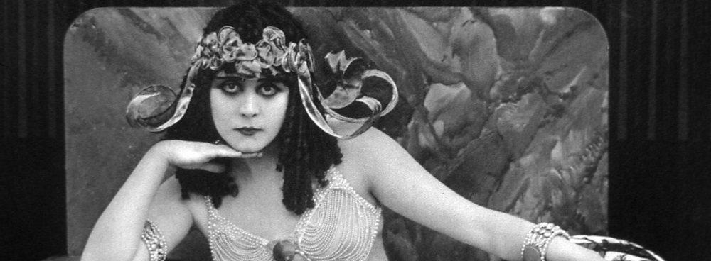 Theda Bara la prima Vamp