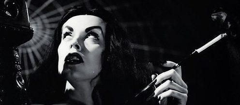 Maila Nurmi Vampira, l'unica Vampira televisiva